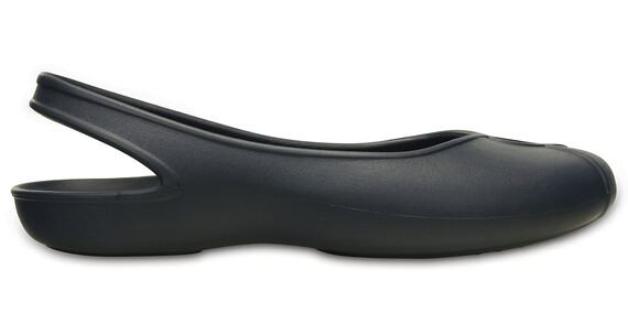 Crocs Olivia II Flat Sandals Women Navy